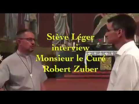 Robert Zuber interviewé par Stève Léger