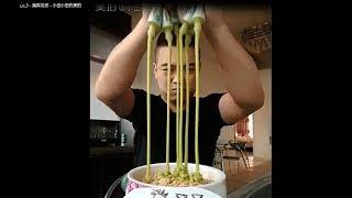 Thử trộn 10 lọ mù tạt vào tô mì ăn và cái kết | Mukbang Mustard