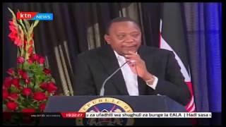 Full: President Uhuru Kenyatta's speech on the war against graft in Kenya