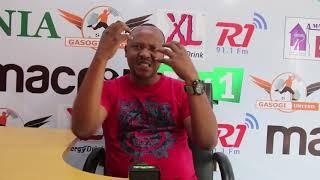 Kwizera Olivier ati Gasogi ni ikipe nziza KNC ati Nitwe dufite abazamu ba mbere mu Rwanda