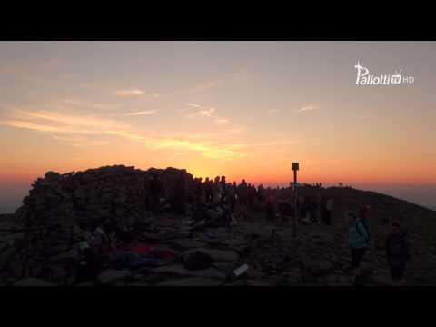 Babia Góra - Wschód Słońca (24.06.2012)