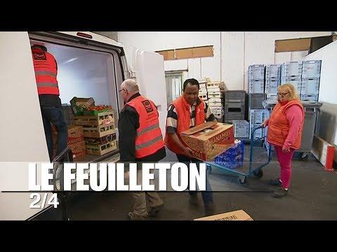 Dans les coulisses de la Banque alimentaire du Loiret : ép 2/4 - les bénévoles