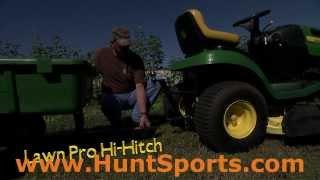 Food Plot Tool Lawn Mower tractor Pro