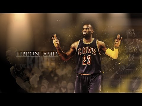 King Lebron James MIX - ''Me, Myself & I''
