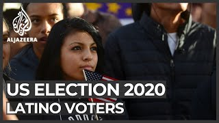 Biden adds staff to shore up wavering support among Latino voters