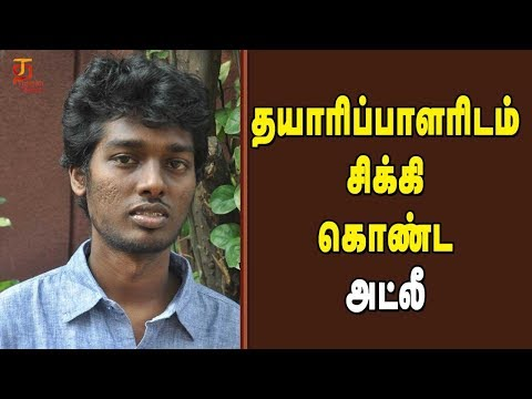 Mersal | Director Atlee gets a notice from the Producers