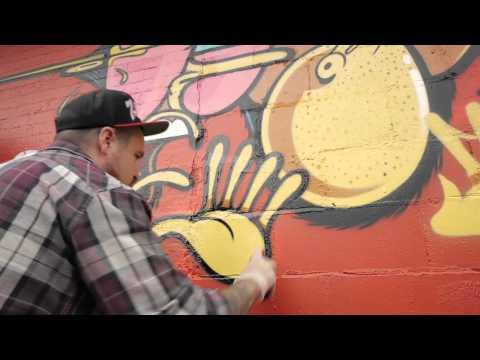 Converse Wall to Wall: Brooklyn Street Art by Jersey Joe