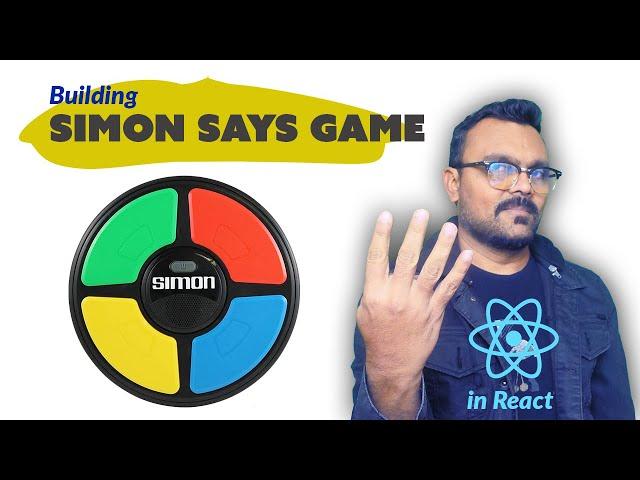 Simon Says Game in React