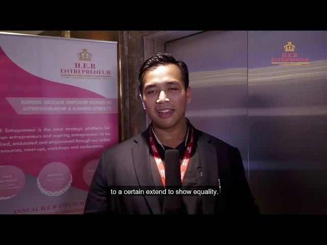 H.E.R Asia Summit 2018 - Syafiq Yussoff | Riverwood