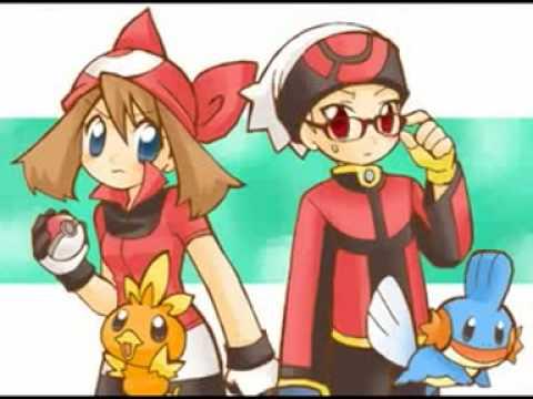 Pokemon Ruby Sapphire Emerald Remix Trainer Battle Youtube