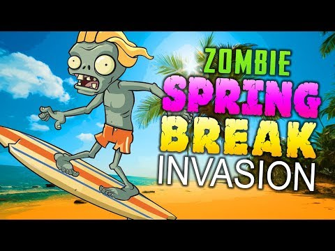 Spring Break Invasion (Call of Duty Custom Zombies)