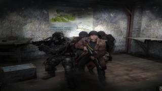 S.T.A.L.K.E.R. - Call Of Chernobyl как выкурить охранника в баре