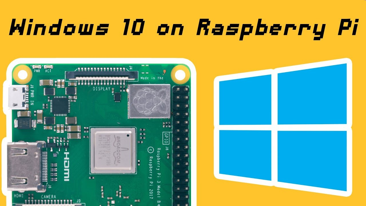 Full Windows 10 Arm Desktop On Raspberry Pi 3 | Running MS Office and  VirtualDJ
