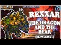 Grubby   Heroes of the Storm - Rexxar - The Dragon and the Bear - HL 2018 S2 - Dragon Shire