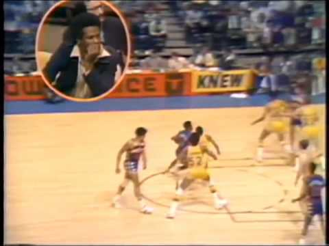 Kevin Porter - 1975 NBA Finals Highlights (21 Points - Game 3)