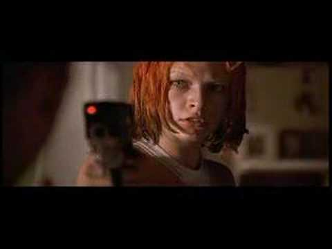 Fifth Element Short Clip Dallas