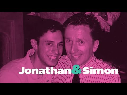 Jonathan Adler and Simon Doonan's unconventional first date