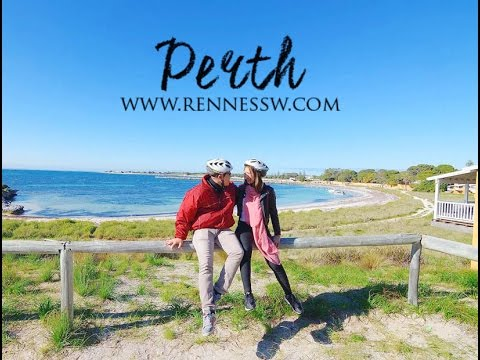 Perth Travel Vlog July 2016
