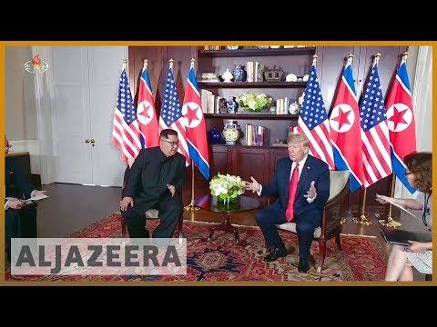 🇺🇸 Second Trump-Kim summit to be held in Vietnam on February 27-28 | Al Jazeera English