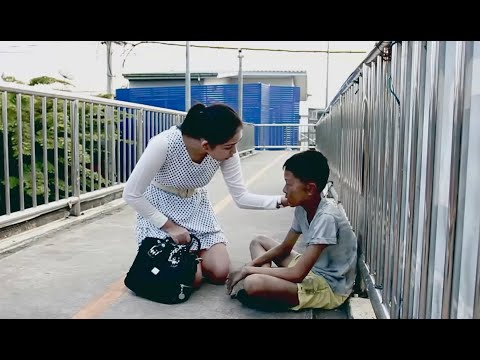 """เด็ดปีกคุณธรรม-หนังสั้น เรื่อง """"บ้านปลายแสง"""" การลักพาตัวเด็ก"""