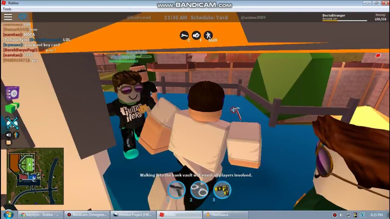New Roblox Jailbreak Hack Just Like Walk Through Walls You Can