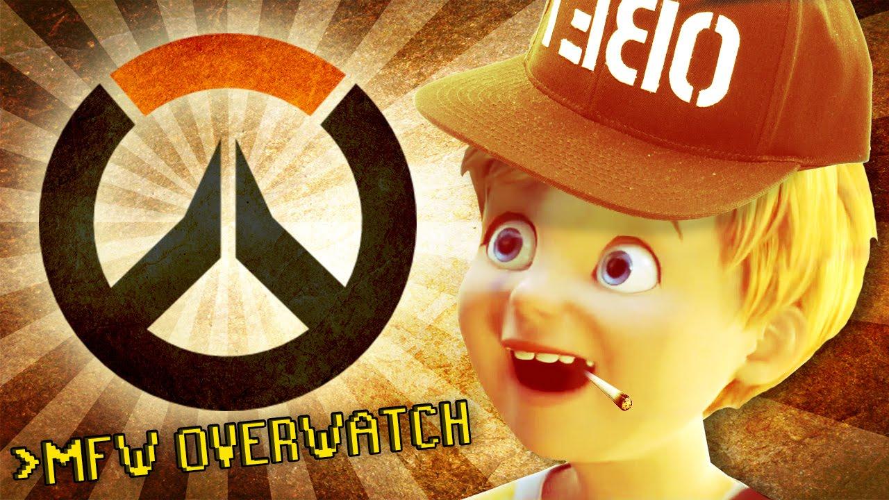 Overwatch Mlg