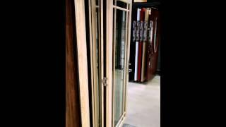 jeld wen 4500 wood folding patio door