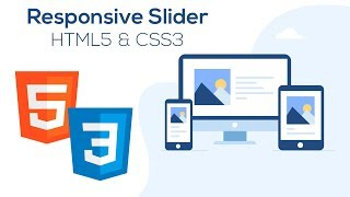 Slider responsive HTML | CSS | no JS