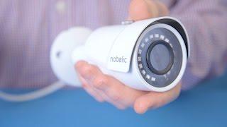 Уличная IP-камера видеонаблюдения Nobelic NBLC-3430F(Nobelic NBLC-3430F — цилиндрическая камера с фиксированным объективом. Угол обзора 84°, есть коридорный режим (верти..., 2017-03-02T13:30:56.000Z)
