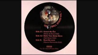 Disco Ball Stars Vol.1 - Make Your Body Move (Get Down Edit) - Disco Deviance