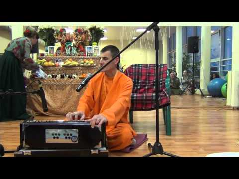 Бхагавад Гита 6.13-14 - Вальмики Прабху