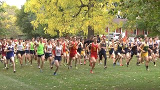 Upstate Eight Conference Boys & Girls Cross Country, October 18, 2014