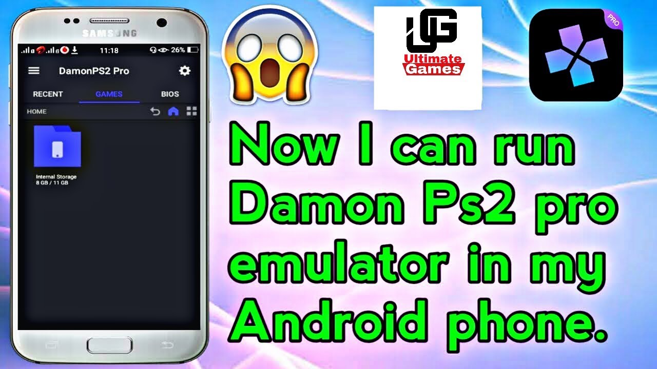 Demon ps2 emulator apk download | DamonPS2 PRO (PS2 Emulator