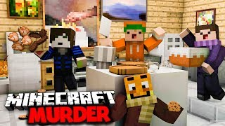 Das SCHNEIDEN wir einfach RAUS ✪ Minecraft Murder