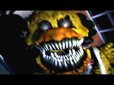 THE ROOM OF TERRORS - FIVE NIGHTS AT FREDDY'S 4 [1]