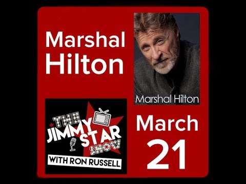 Marshal Hilton @MarshalHilton | @DrJimmyStar @RonRussellShow #ROKU #jimmystarshow #jimmySTARSworld