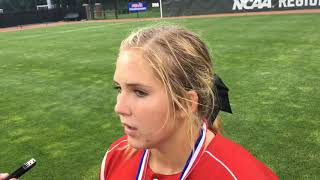Highlights, reaction from Millington's win in D3 softball final