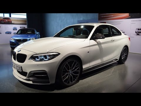 BMW M240i Facelift with M performance parts!!! - YouTube