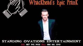 Darren Whackhead Simpson Prank