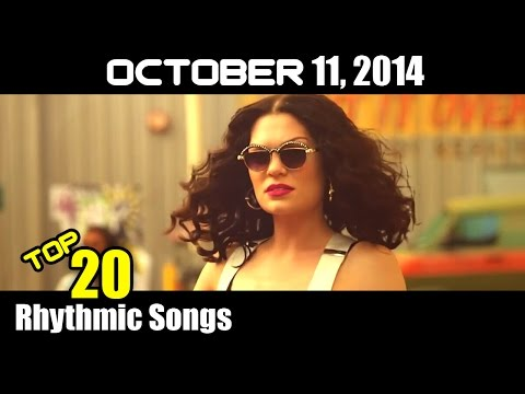 Top 20 Rhythmic Songs Of The Week- October 11, 2014