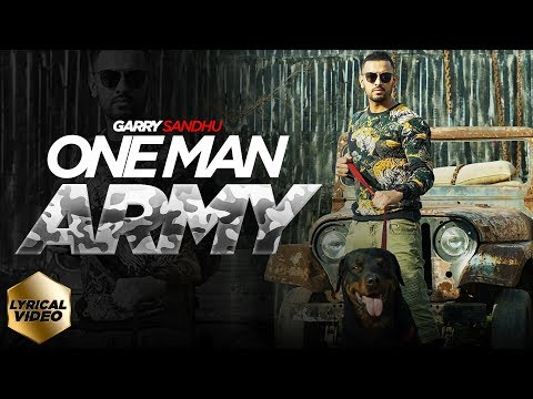 ONE MAN ARMY | OFFICIAL LYRICAL VIDEO |...
