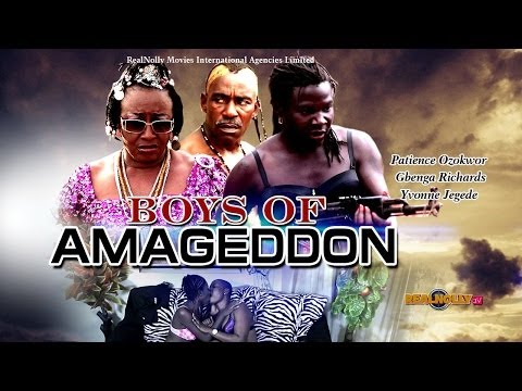 Boys Of Armageddon 1 - Latest Nigerian Movie (2014)