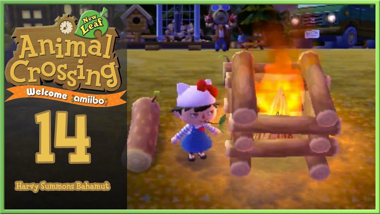 Kitchen Island Acnl animal crossing new leaf - welcome amiibo day 14: harvy summons