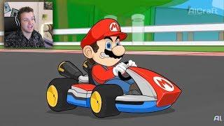 Топ 3 Марио Анимаций|Марио Тест на Психику|Марио Challenge|Марио Маньяк
