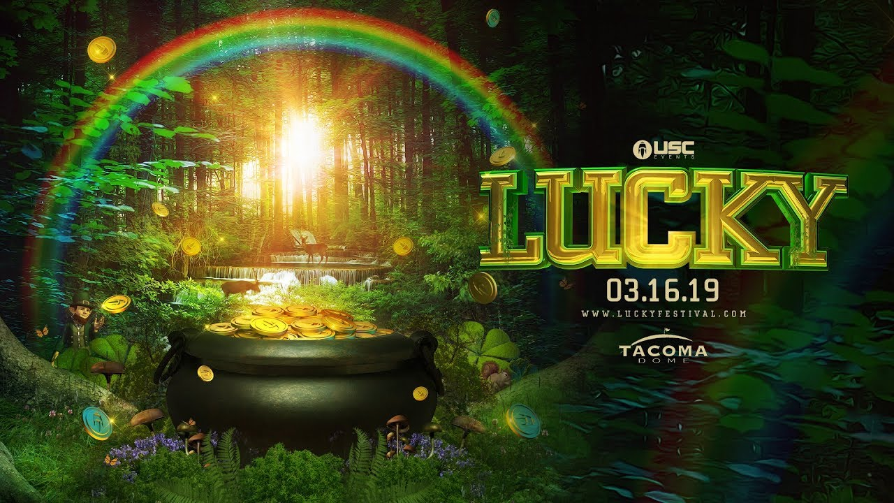 Lucky Festival 2020 Lineup Seattle's Biggest St. Patrick's Day Party | Lucky Festival