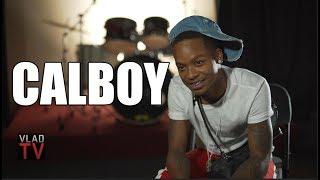 Calboy on Going on Tour with Kodak Black, Tour Bus Raided by FBI  (Part 6)