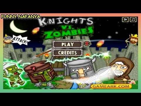 ЗА КОРОЛЯ!!! Knights VS Zombies  Рыцари против Зомби