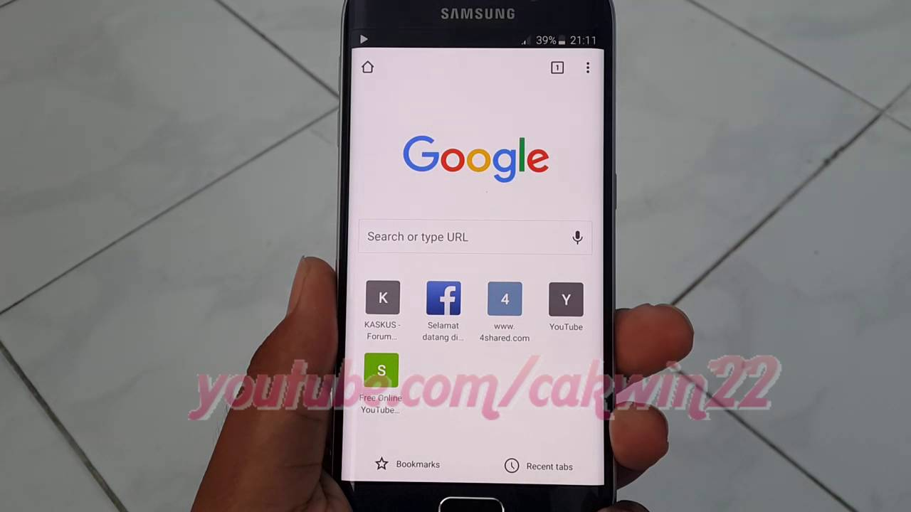 Samsung Galaxy S6 Edge : How to Enable or Disable Blocked JavaScript in  Google Chrome Android