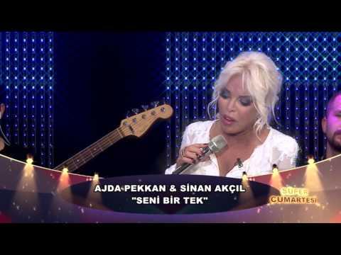 Ajda Pekkan & Sinan Akçıl - Seni Bir Tek (Canlı Performans)