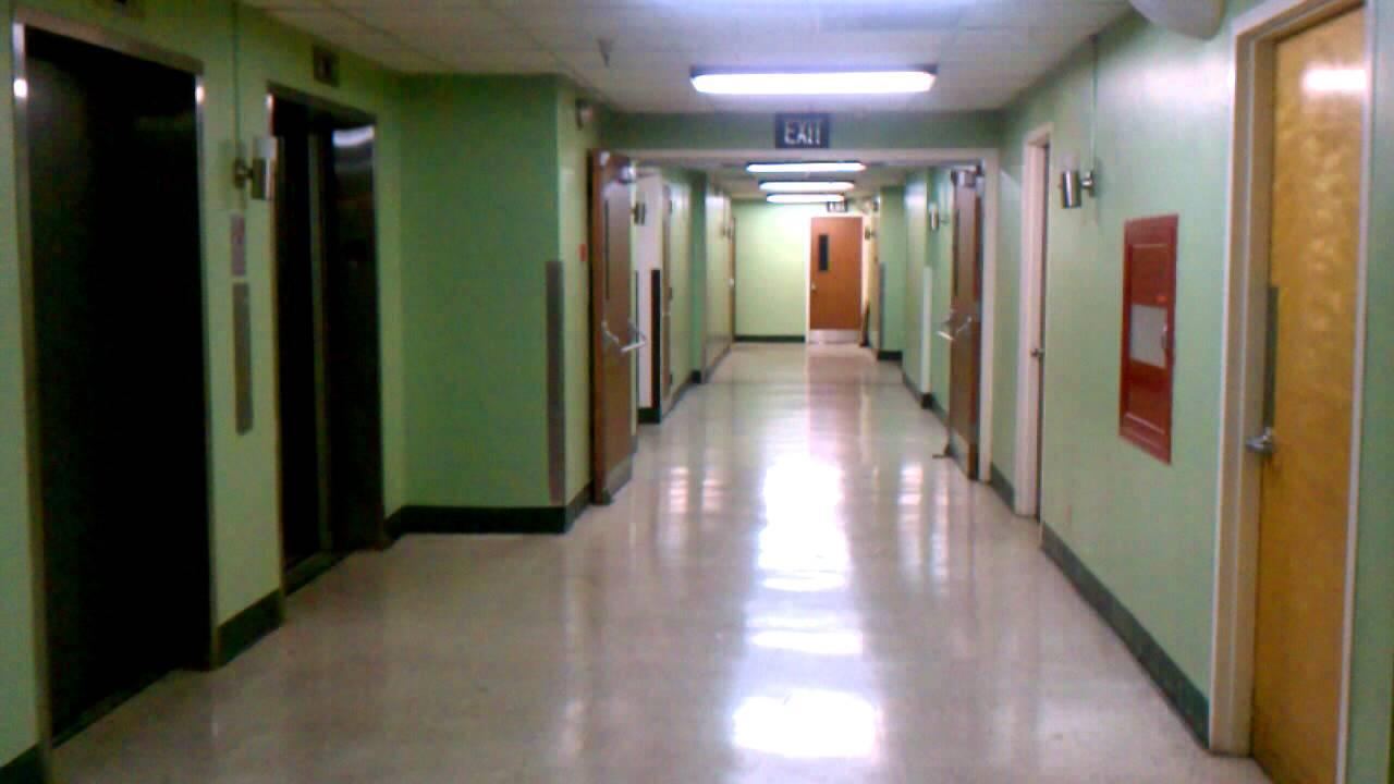 Take A Walk Through An Abandoned Hospital Youtube